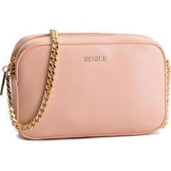 Torebka MENBUR - 449580097  Nude. Czerwone torebki do ręki damskie Menbur, ze skóry ekologicznej. Za 169.00 zł.