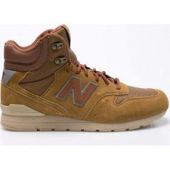 New Balance - Buty MRH996BR. Brązowe buty sportowe męskie New Balance, z materiału. W wyprzedaży za 359.90 zł.