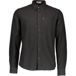 """Koszula """"Oxford"""" - Slim fit - w kolorze oliwkowym. Brązowe koszule męskie Ben Sherman, w kratkę, z bawełny, button down. W wyprzedaży za 130.95 zł."""