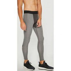 Under Armour - Legginsy. Szare legginsy sportowe męskie Under Armour, z elastanu. W wyprzedaży za 159.90 zł.