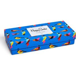 Happy Socks - Skarpetki Forest Gift Box (4-pak). Skarpety damskie marki FOUGANZA. Za 119.90 zł.