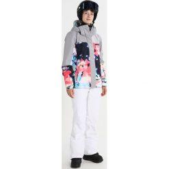 Roxy JETTY  Kurtka narciarska neon grapefruit/cloud nine. Kurtki sportowe damskie Roxy, z materiału. W wyprzedaży za 755.10 zł.