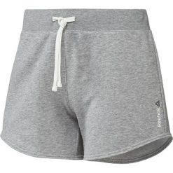 Reebok Spodenki damskie Elements French terry Short szare r. XL (BK3810). Spodnie dresowe damskie marki bonprix. Za 101.19 zł.