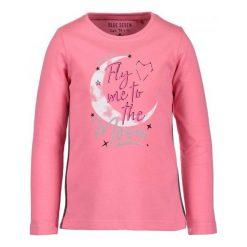 Blue Seven Dziewczęca Koszulka Z Księżycem, 116, Różowa. Czerwone bluzki dla dziewczynek Blue Seven. Za 45.00 zł.