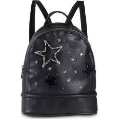 Plecak w gwiazdy bonprix czarny. Plecaki damskie marki WED'ZE. Za 109.99 zł.