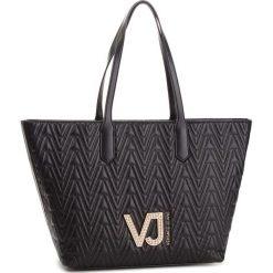 Torebka VERSACE JEANS - E1VSBBI4 70784 899. Czarne torebki do ręki damskie Versace Jeans, z jeansu. W wyprzedaży za 509.00 zł.