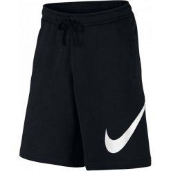 Nike Spodenki M Nsw Short Flc Exp Club Black L. Czarne krótkie spodenki sportowe męskie Nike. W wyprzedaży za 99.00 zł.