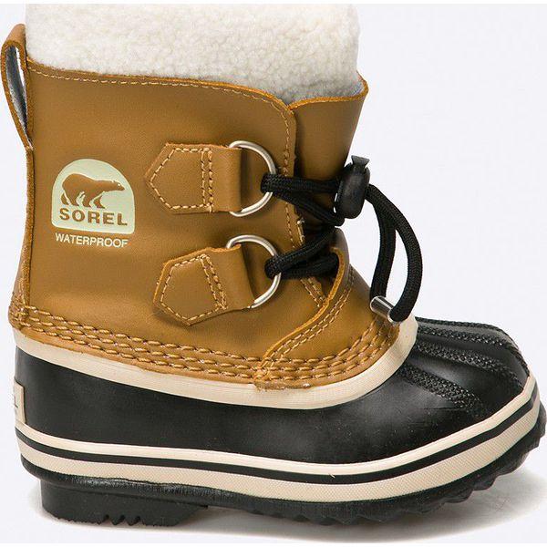 dcbf1729 Sorel - Śniegowce dziecięce Childrens Yoot Pac™ TP 259 - Buty zimowe ...