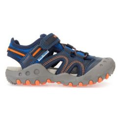 Geox Sandały Chłopięce Kyle, 35 Niebieski. Buty sportowe chłopięce marki bonprix. W wyprzedaży za 169.00 zł.
