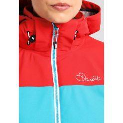 Dare 2B INVOKE II Kurtka snowboardowa turquoise. Kurtki snowboardowe damskie Dare 2b, z materiału. W wyprzedaży za 431.10 zł.