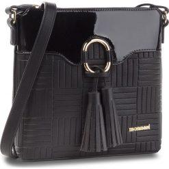 Torebka MONNARI - BAG3710-020 Black. Czarne torebki do ręki damskie Monnari, ze skóry ekologicznej. W wyprzedaży za 159.00 zł.