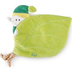 Kocyk Elf z listkiem Baby Nature (28439). Zielone kocyki dla dzieci Trudi. Za 113.82 zł.