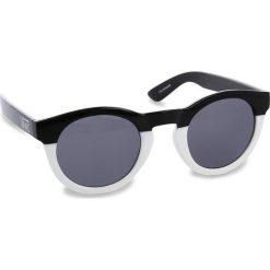 Okulary przeciwsłoneczne VANS - Lolligagger Sun VN0A31TAP64 Solid Black/White. Okulary przeciwsłoneczne męskie Vans. Za 59.00 zł.
