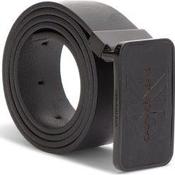 Pasek Męski CALVIN KLEIN JEANS - J 3.5Cm Adj Mono Pla K50K504167 85 001. Czarne paski damskie Calvin Klein Jeans, w paski, z jeansu. Za 229.00 zł.