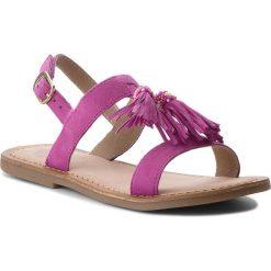Sandały GIOSEPPO - Guarani 38874-13 Fuchsia. Sandały dziewczęce Gioseppo, ze skóry. W wyprzedaży za 139.00 zł.
