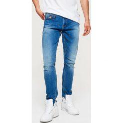 Jeansy COMFORT - Niebieski. Niebieskie jeansy męskie Cropp. Za 139.99 zł.