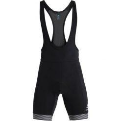ODLO SHORT SUSPENDERS FUJIN       Legginsy black. Spodnie sportowe męskie Odlo, z elastanu. Za 419.00 zł.
