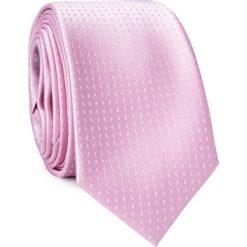 Krawat KWRR001557. Czerwone krawaty i muchy Giacomo Conti, z mikrofibry. Za 69.00 zł.