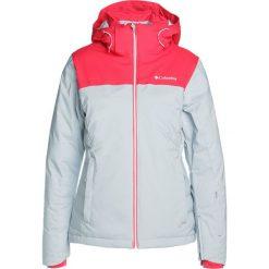 Columbia SNOW DREAM Kurtka narciarska cirrus grey hthr/punch pink. Kurtki snowboardowe damskie marki WED'ZE. W wyprzedaży za 899.10 zł.