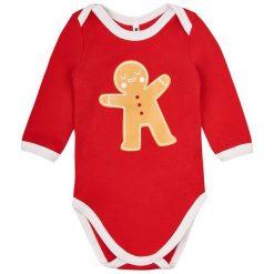 Garnamama Body Dziecięce Christmas, 74, Białe/Czerwone. Body niemowlęce marki Pollena Savona. Za 29.00 zł.