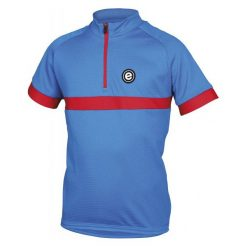 Etape Koszulka Rowerowa Bambino Blue/Red 140/146. Czerwone t-shirty dla chłopców Etape. Za 79.00 zł.