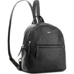 Plecak GABOR - 7981-60 Czarny. Czarne plecaki damskie Gabor, ze skóry ekologicznej, eleganckie. Za 249.00 zł.