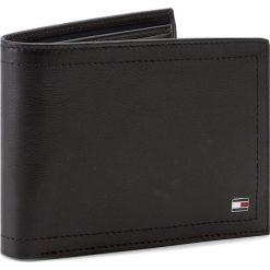Duży Portfel Męski TOMMY HILFIGER - Harry CC Flap And Coin Pocket AM0AM01259  002. Czarne portfele męskie Tommy Hilfiger, ze skóry. Za 299.00 zł.