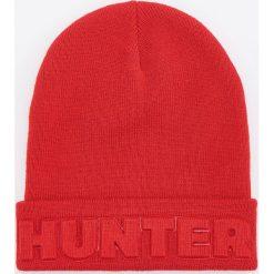 Czapka HUNTER - Czerwony. Czerwone czapki i kapelusze męskie Reserved. Za 39.99 zł.
