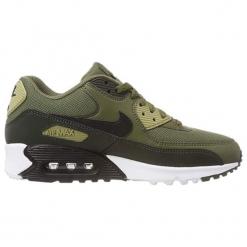 Buty sportowe w kolorze zielonym. Zielone buty sportowe męskie Adidas, Reebok, z materiału. W wyprzedaży za 629.95 zł.
