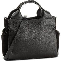 Torebka CLARKS - Talara Wish 261292680 Black Leather. Czarne torebki do ręki damskie Clarks, ze skóry. W wyprzedaży za 349.00 zł.
