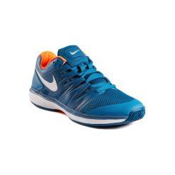 Buty tenisowe Nike Zoom Prestige HC. Niebieskie buty sportowe męskie Nike. W wyprzedaży za 269.99 zł.
