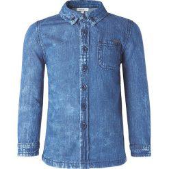 """Koszula """"Halawa"""" w kolorze niebieskim. Koszule dla chłopców marki bonprix. W wyprzedaży za 59.95 zł."""