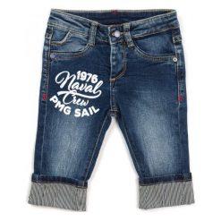 Primigi Jeansy Chłopięce 74 Niebieski. Jeansy dla chłopców marki Reserved. W wyprzedaży za 115.00 zł.