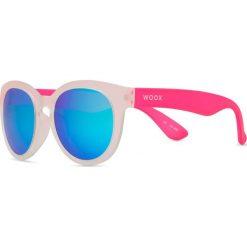 Woox Polaryzacyjne Okulary Przeciwsłoneczne Unisex | Różowe Inflagro Rubens -          -          - 8595564765479. Okulary przeciwsłoneczne męskie Woox. Za 69.46 zł.