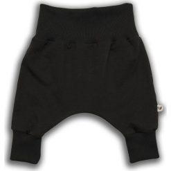 Spodnie niemowlęce Czarna Owca czarne r. 68 (NCO-03). Czarne spodenki niemowlęce Nanaf Organic. Za 51.30 zł.