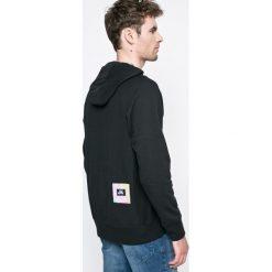 Nike Sportswear - Bluza. Czarne bluzy męskie Nike Sportswear, z aplikacjami, z bawełny. W wyprzedaży za 269.90 zł.