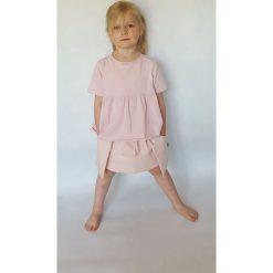 Spódnica różowa z dużymi kieszeniami rozmiar 2/3. Czerwone sukienki niemowlęce KU-KU. Za 99.09 zł.