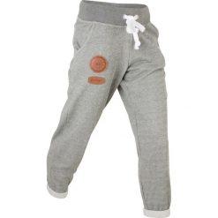 Spodnie sportowe, długość 7/8 bonprix szary melanż. Spodnie dresowe damskie marki bonprix. Za 49.99 zł.