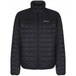 Regatta Zimowa Kurtka Highfell Ii Black/Black S. Czarne kurtki sportowe męskie Regatta, na zimę. W wyprzedaży za 226.00 zł.