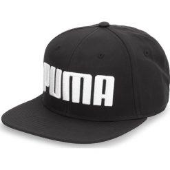 Czapka z daszkiem PUMA - Flatbrim Cap 021460 01 Puma Black. Czarne czapki i kapelusze męskie Puma. Za 79.00 zł.