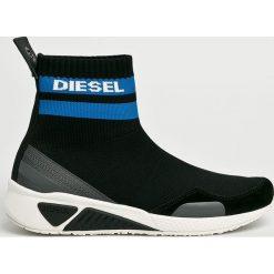 Diesel - Buty. Szare buty sportowe męskie Diesel. W wyprzedaży za 759.90 zł.