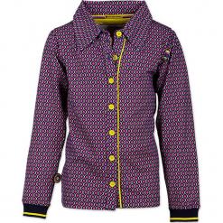 """Koszula """"Wallpaper"""" w kolorze różowo-żółto-czarnym. Koszule dla chłopców marki bonprix. W wyprzedaży za 92.95 zł."""