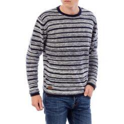 Timeout Sweter Męski M Ciemny Niebieski. Niebieskie swetry przez głowę męskie Timeout, z bawełny, z okrągłym kołnierzem. Za 133.00 zł.
