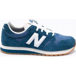 New Balance - Buty U520CA. Szare buty sportowe męskie New Balance, z materiału. W wyprzedaży za 269.90 zł.