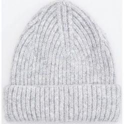 Czapka - Jasny szar. Czapki i kapelusze damskie marki WED'ZE. W wyprzedaży za 39.99 zł.
