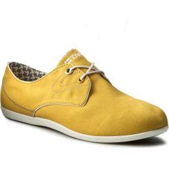 Półbuty TRETORN - Dagny Canavas W 472681 Golden Rod 02. Żółte półbuty na co dzień męskie Tretorn, z materiału. W wyprzedaży za 129.00 zł.