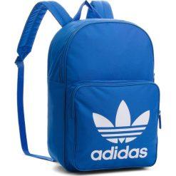 Plecak adidas - Bp Clas Trefoil DJ2172 Blue. Niebieskie plecaki damskie Adidas, z materiału, sportowe. Za 119.00 zł.