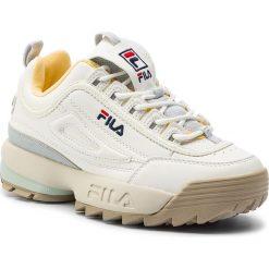 Białe produkty Fila, kolekcja jesień 2019