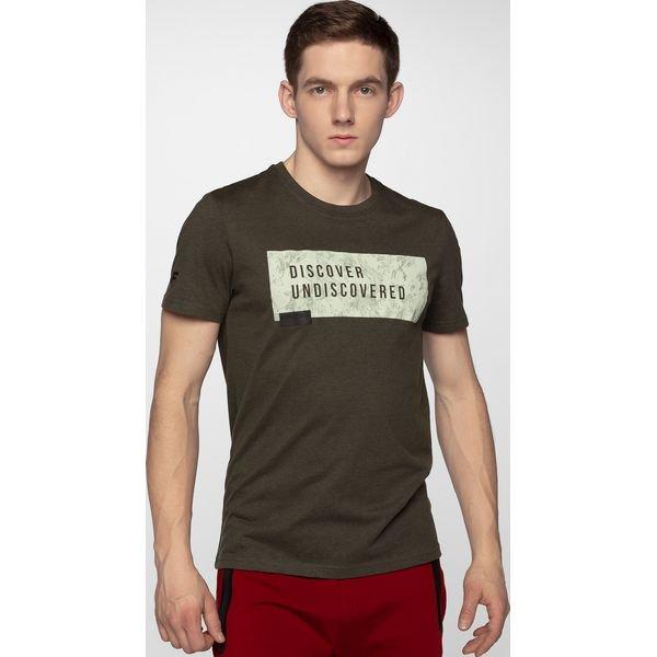 Męskie t shirty z nadrukiem | T shirt męski w kolorze