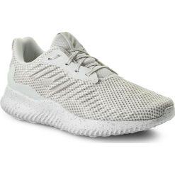 Buty adidas - Alphabounce Rc M CG5125 Ftwwht/Greone/Cblack. Białe buty sportowe męskie Adidas, z materiału. W wyprzedaży za 259.00 zł.